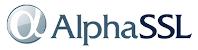 Selo da AlphaSSL